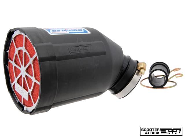 Как сделать воздушный фильтр для мотоцикла 317