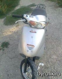 Продаю Honda dio Fit, ул.Русская 6 (4 000гривен)