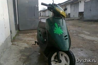 Продаю Honda Dio 28, Острякова (2 100гривен)