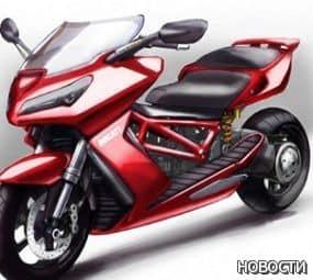 Быть или не быть скутеру Ducati?