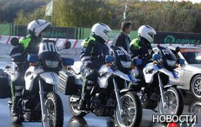 Гаишников на мотоциклах в Москве станет больше