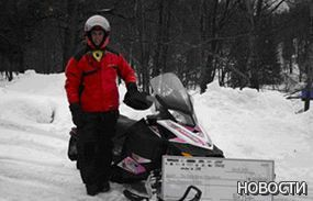 Самое большое расстояние – на снегоходе от BRP