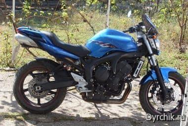 Yamaha Fz6-N-S2, Севастополь (44 000гривен)