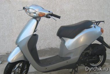 Мопед Honda Dio Fit, Камыши (2 500гривен)